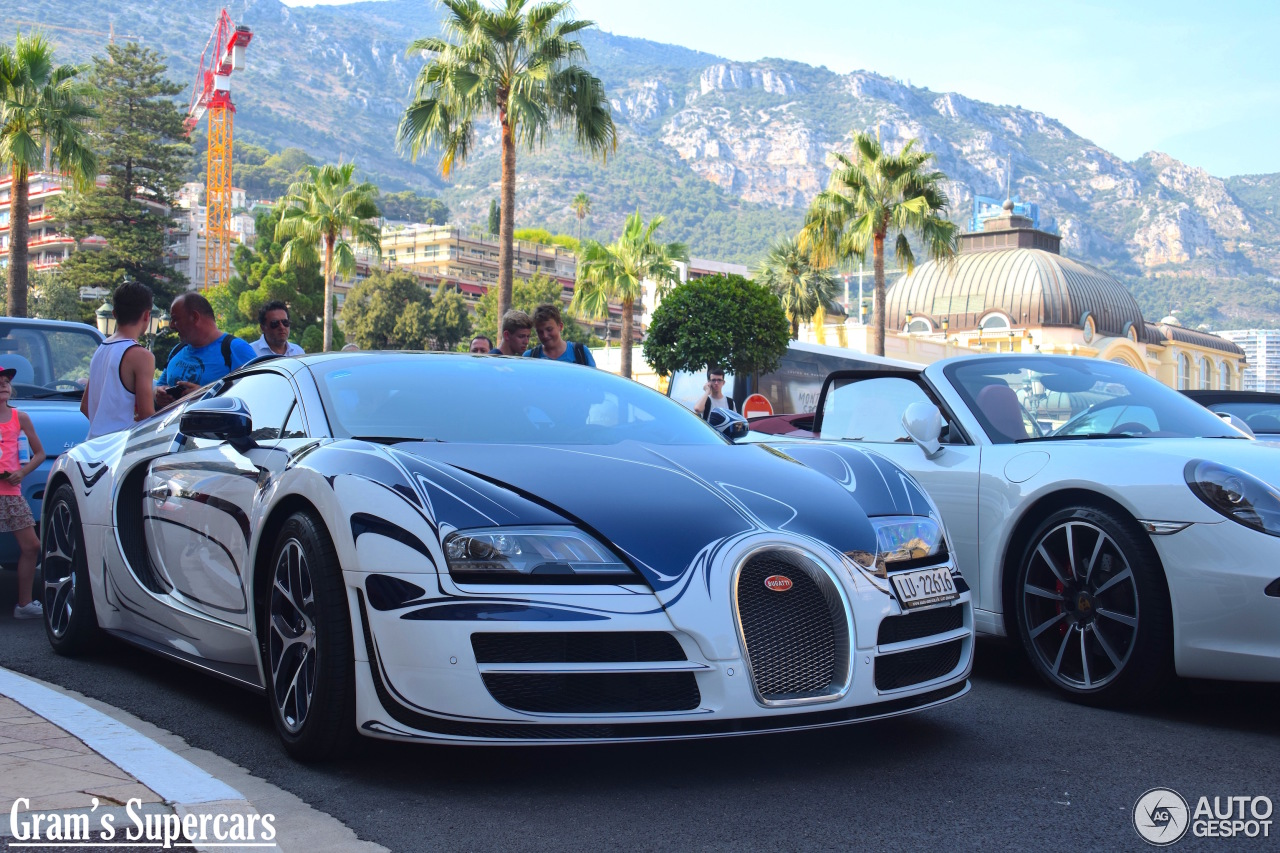 bugatti veyron 16 4 grand sport vitesse 16 august 2015 autogespot. Black Bedroom Furniture Sets. Home Design Ideas