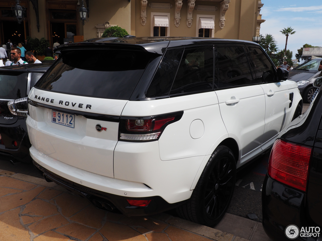 land rover range rover sport svr 18 ao t 2015 autogespot. Black Bedroom Furniture Sets. Home Design Ideas