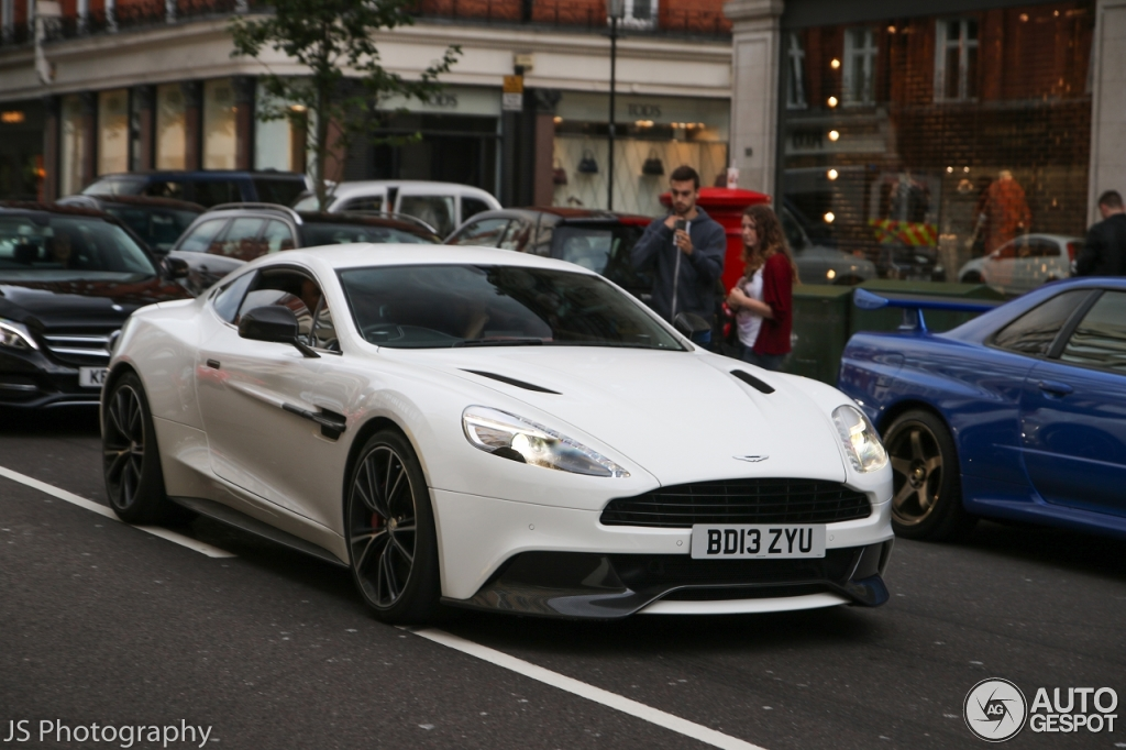 aston martin vanquish 2013 19 august 2015 autogespot. Cars Review. Best American Auto & Cars Review