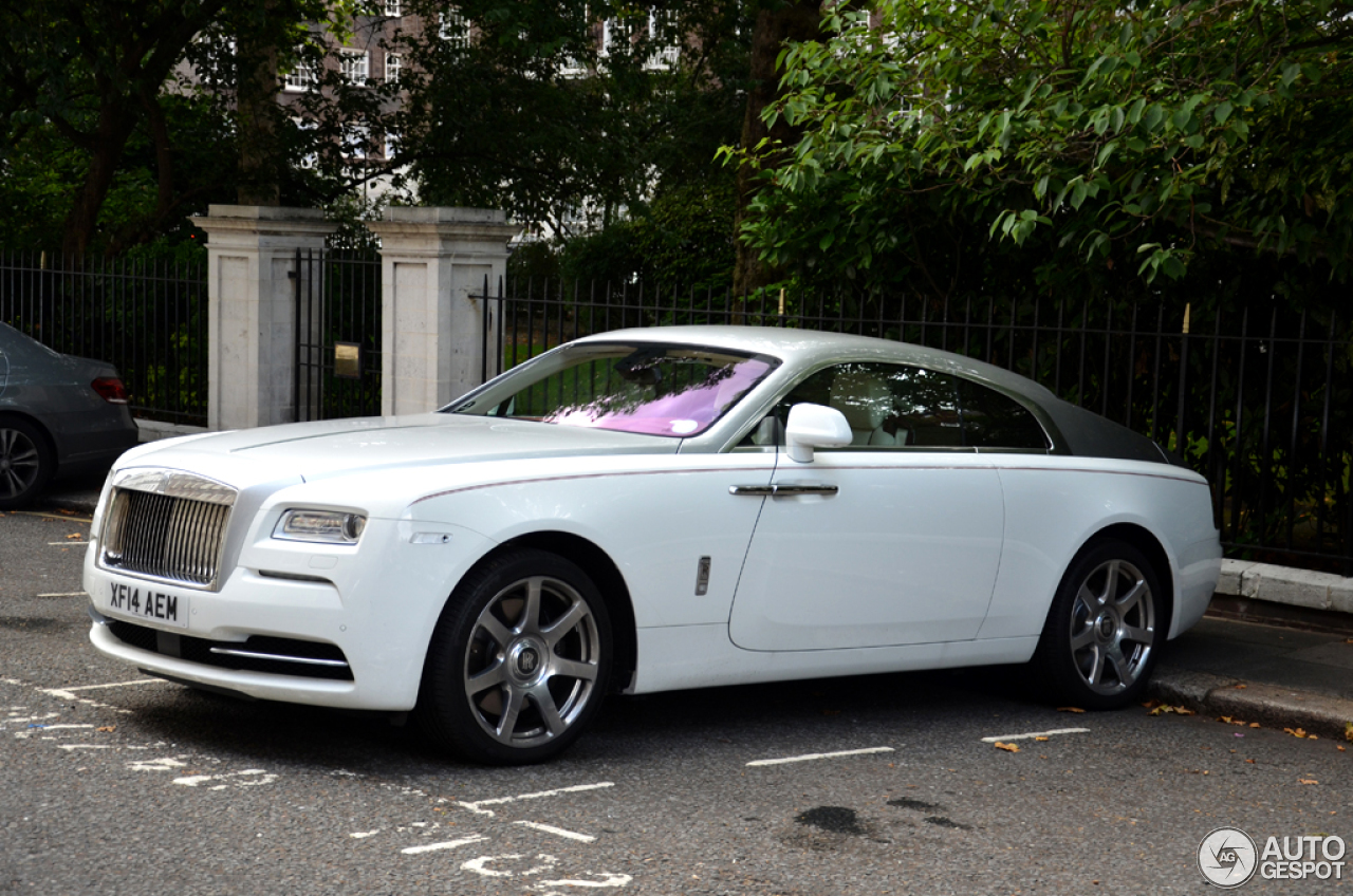 rolls royce wraith 19 ao t 2015 autogespot. Black Bedroom Furniture Sets. Home Design Ideas