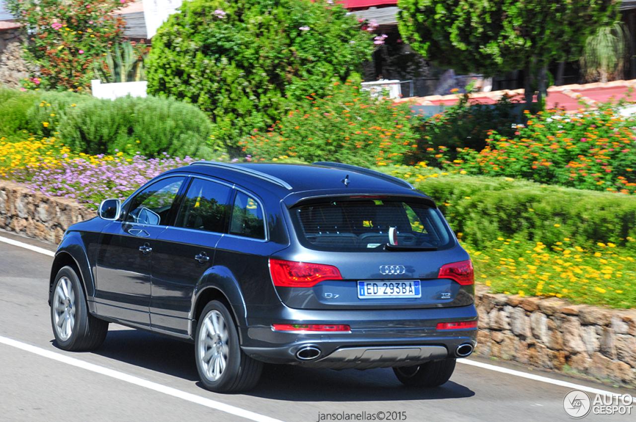Audi Q7 V12 TDI - 20 August 2015 - Autogespot