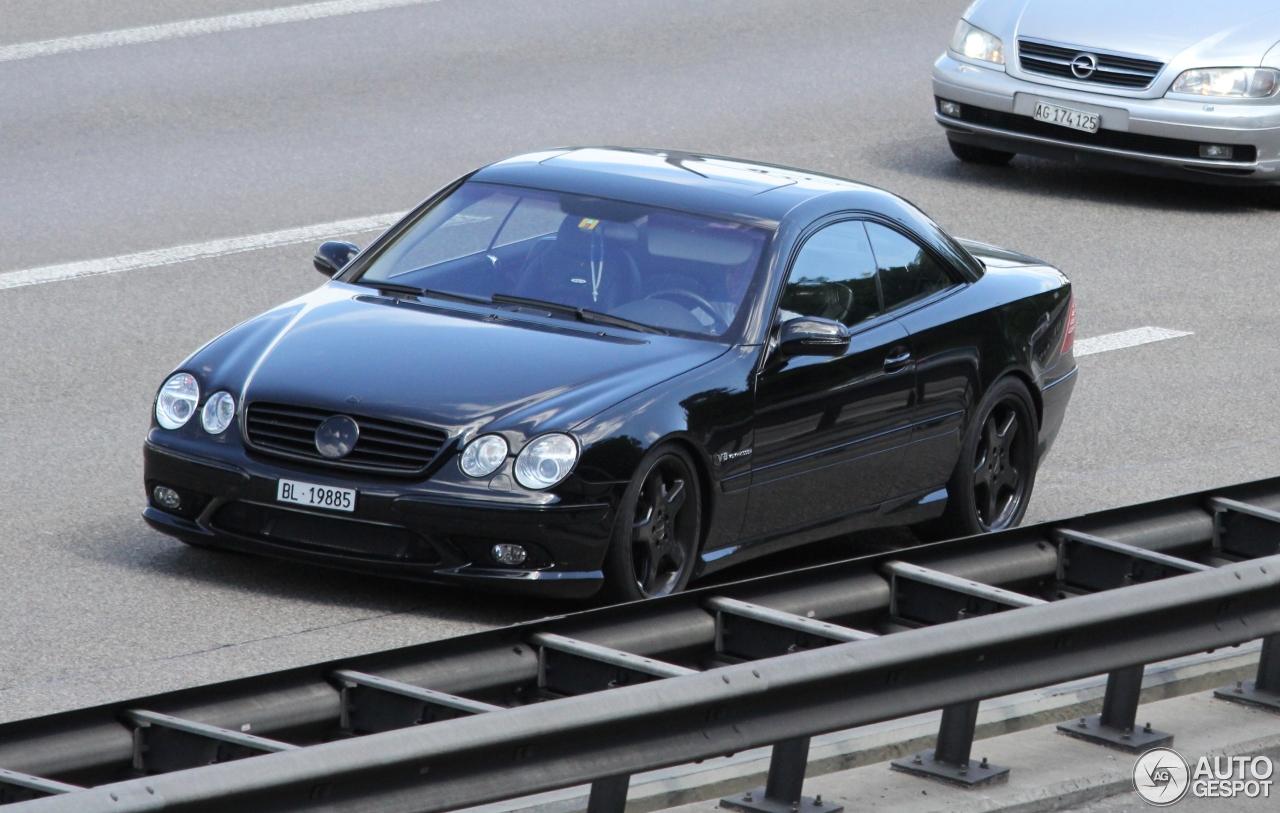 Mercedes benz cl 55 amg c215 kompressor 20 august 2015 for 2015 mercedes benz cl