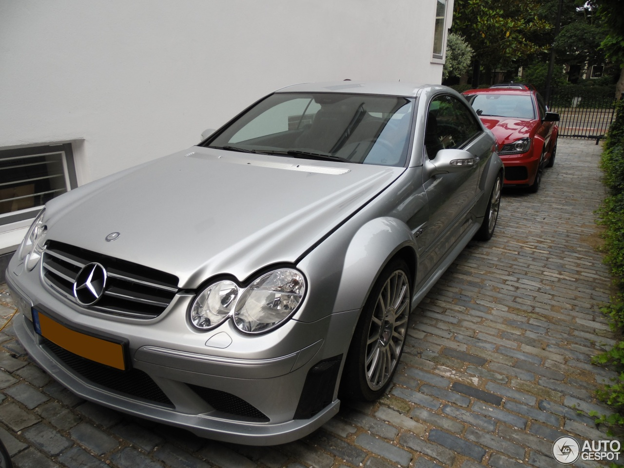Mercedes benz clk 63 amg black series 20 august 2015 for Mercedes benz clk 63