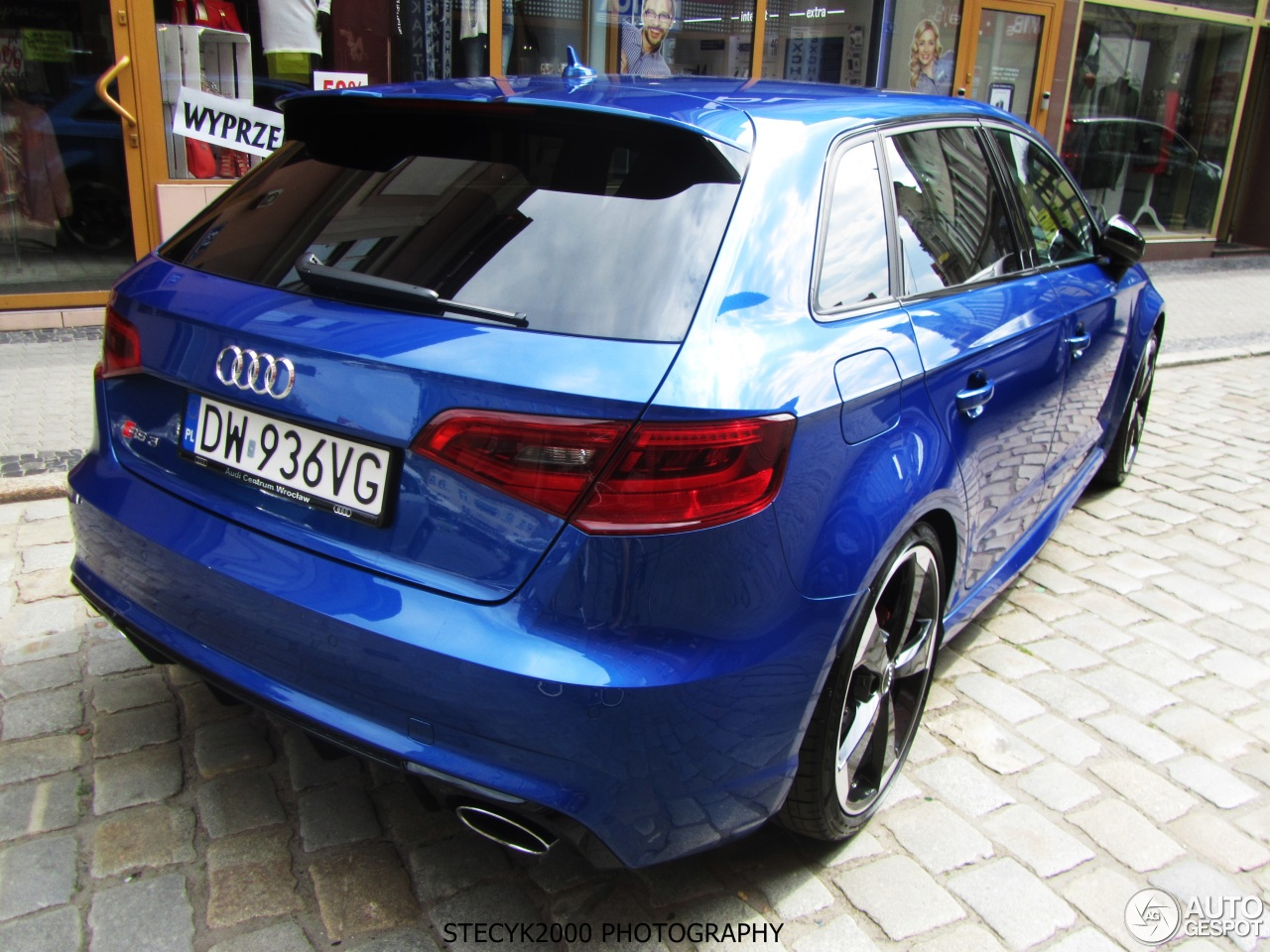audi rs3 sportback 8v 22 august 2015 autogespot. Black Bedroom Furniture Sets. Home Design Ideas