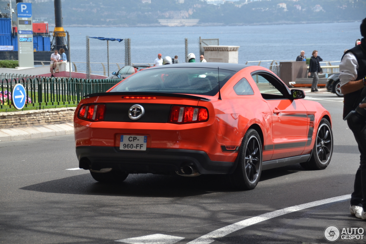 2010 Ford Mustang Boss 302R photo - 1
