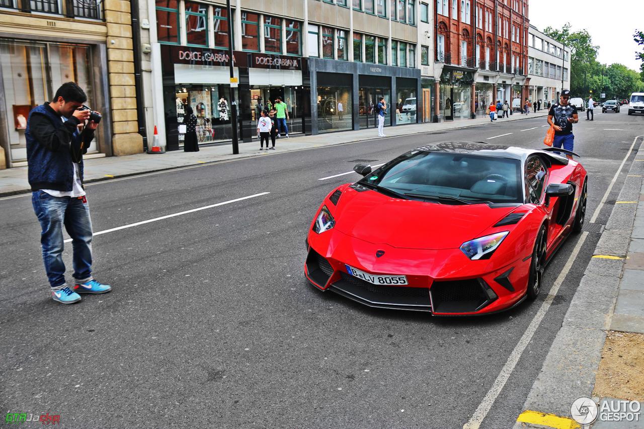 Lamborghini Mansory Aventador Lp700 4 22 August 2015 Autogespot