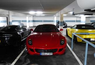 Ferrari 599 GTB Fiorano Novitec Rosso Race 848