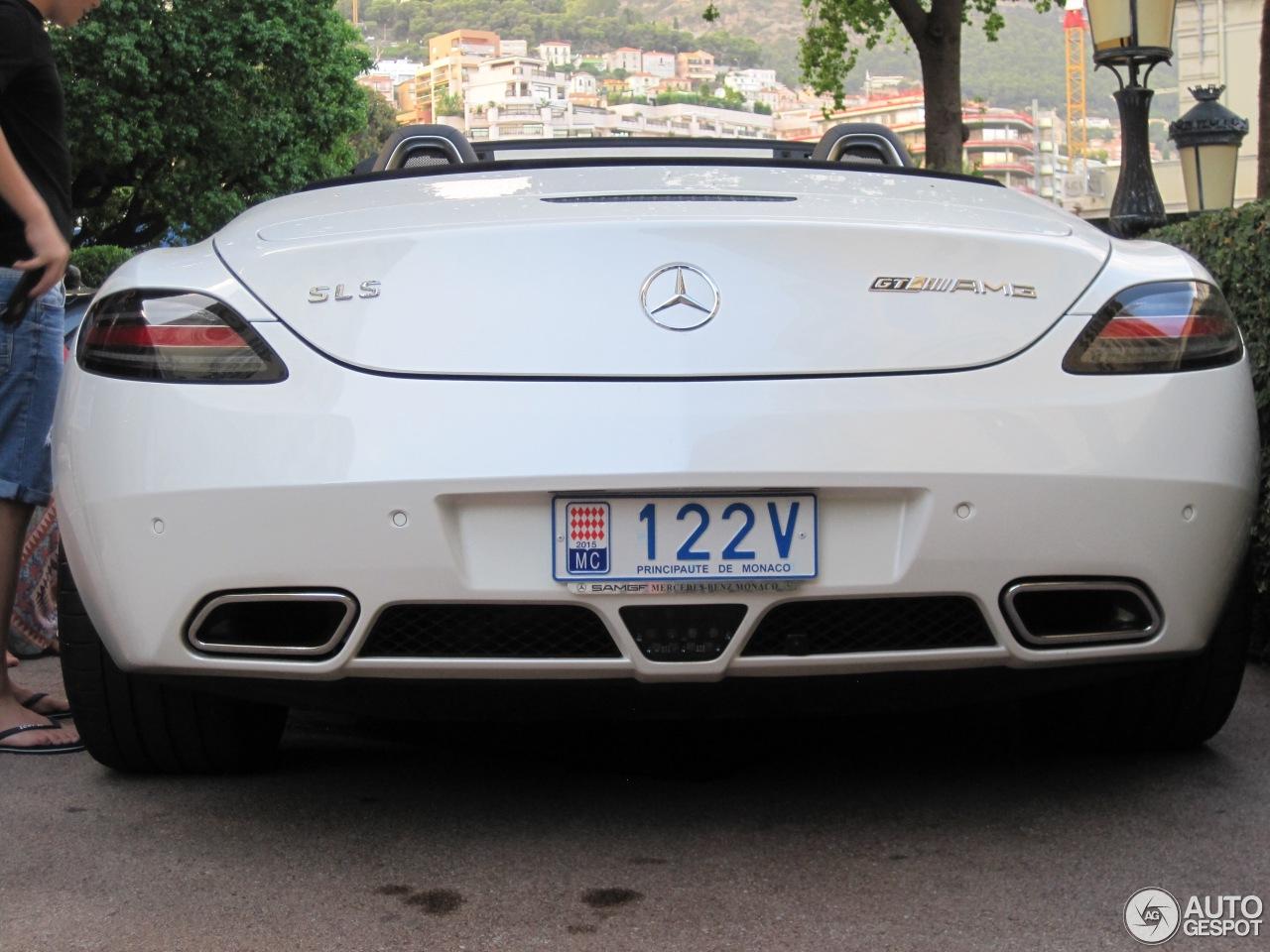 Mercedes benz sls amg gt roadster 23 augustus 2015 for 2015 mercedes benz sls amg convertible