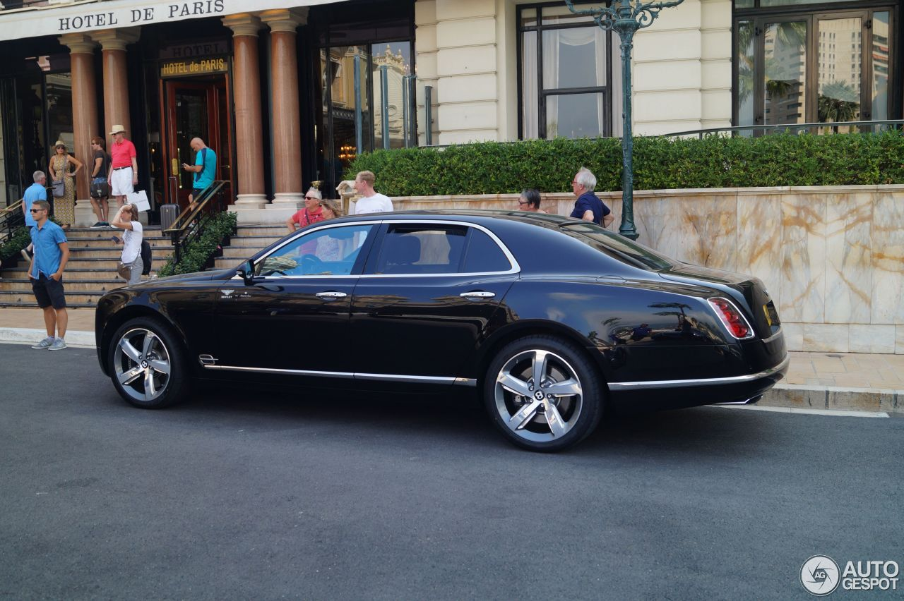 Bentley Mulsanne Speed 2015 - 24 August 2015 - Autogespot