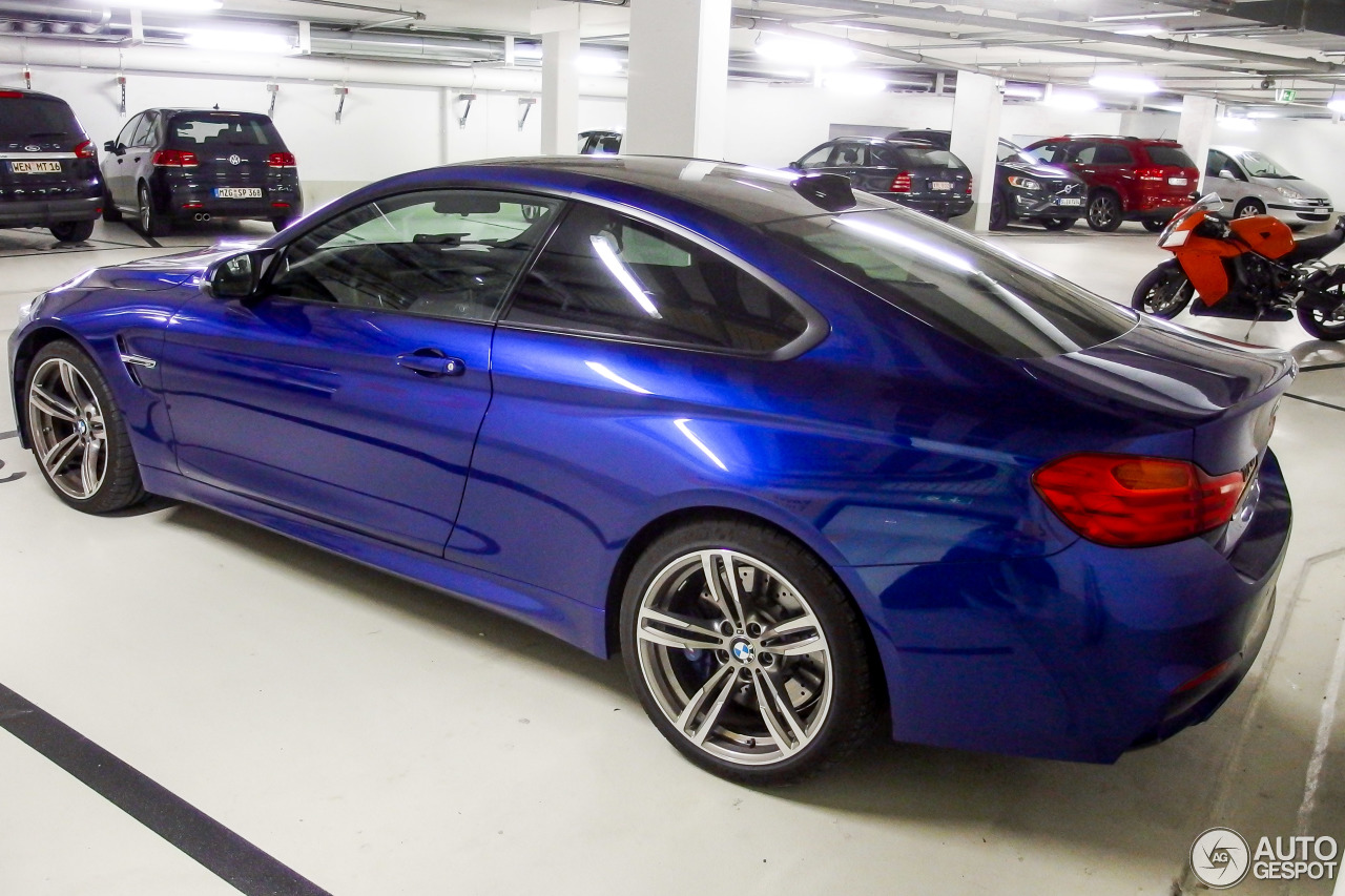 Bmw M4 F82 Coup 233 24 August 2015 Autogespot