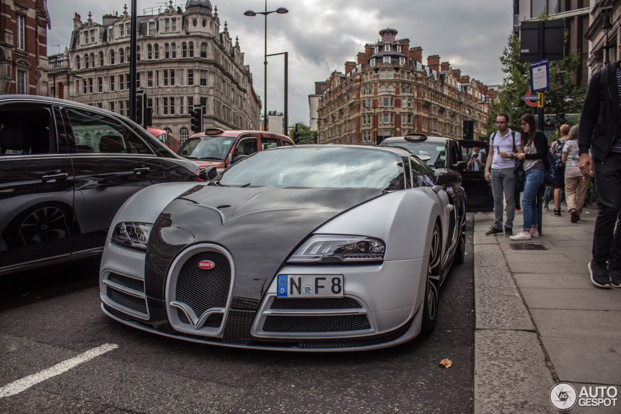 bugatti veyron 16 4 mansory vivere 24 august 2015 autogespot. Black Bedroom Furniture Sets. Home Design Ideas