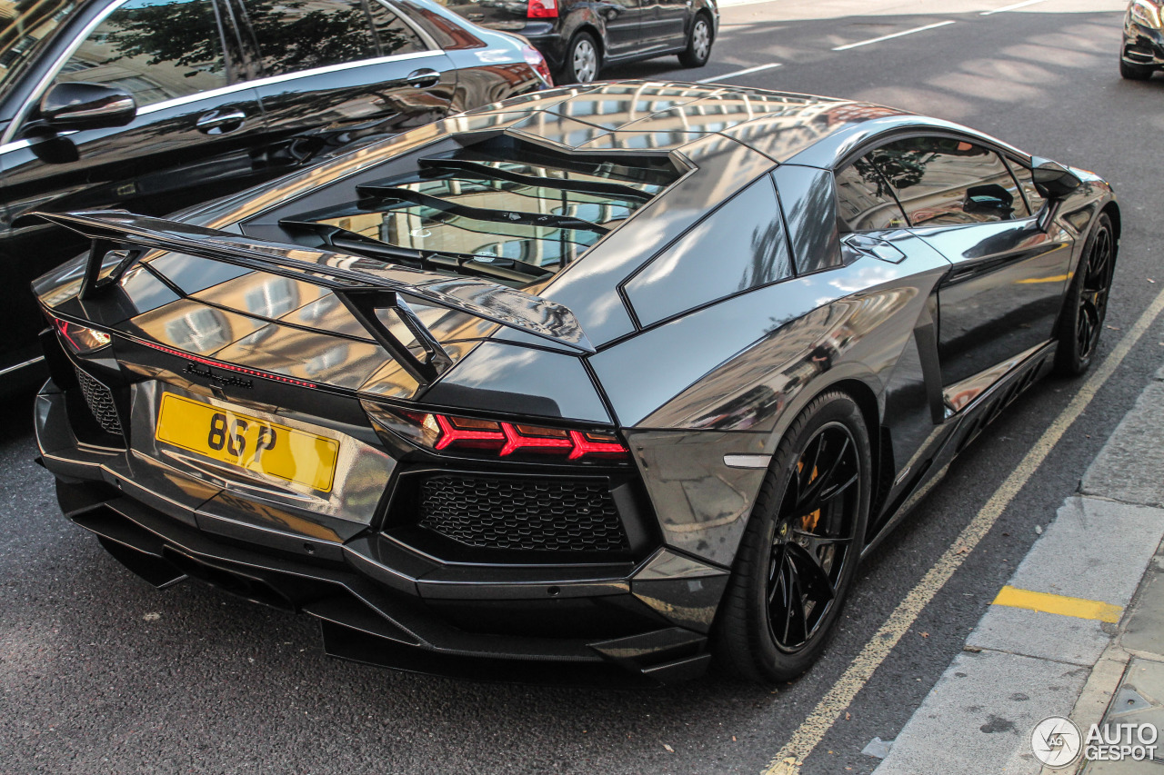 5 i lamborghini aventador lp700 4 novitec torado 5 - Lamborghini Aventador Gold And Black