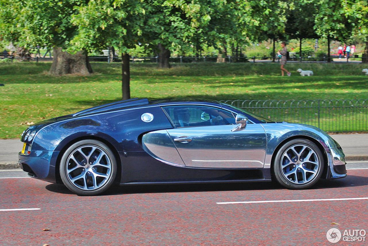 bugatti veyron 16 4 grand sport vitesse 25 august 2015 autogespot. Black Bedroom Furniture Sets. Home Design Ideas