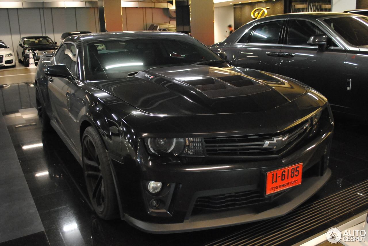 Chevrolet Camaro Zl1 2014 Hennessey Hpe750 25 August 2015 Autogespot