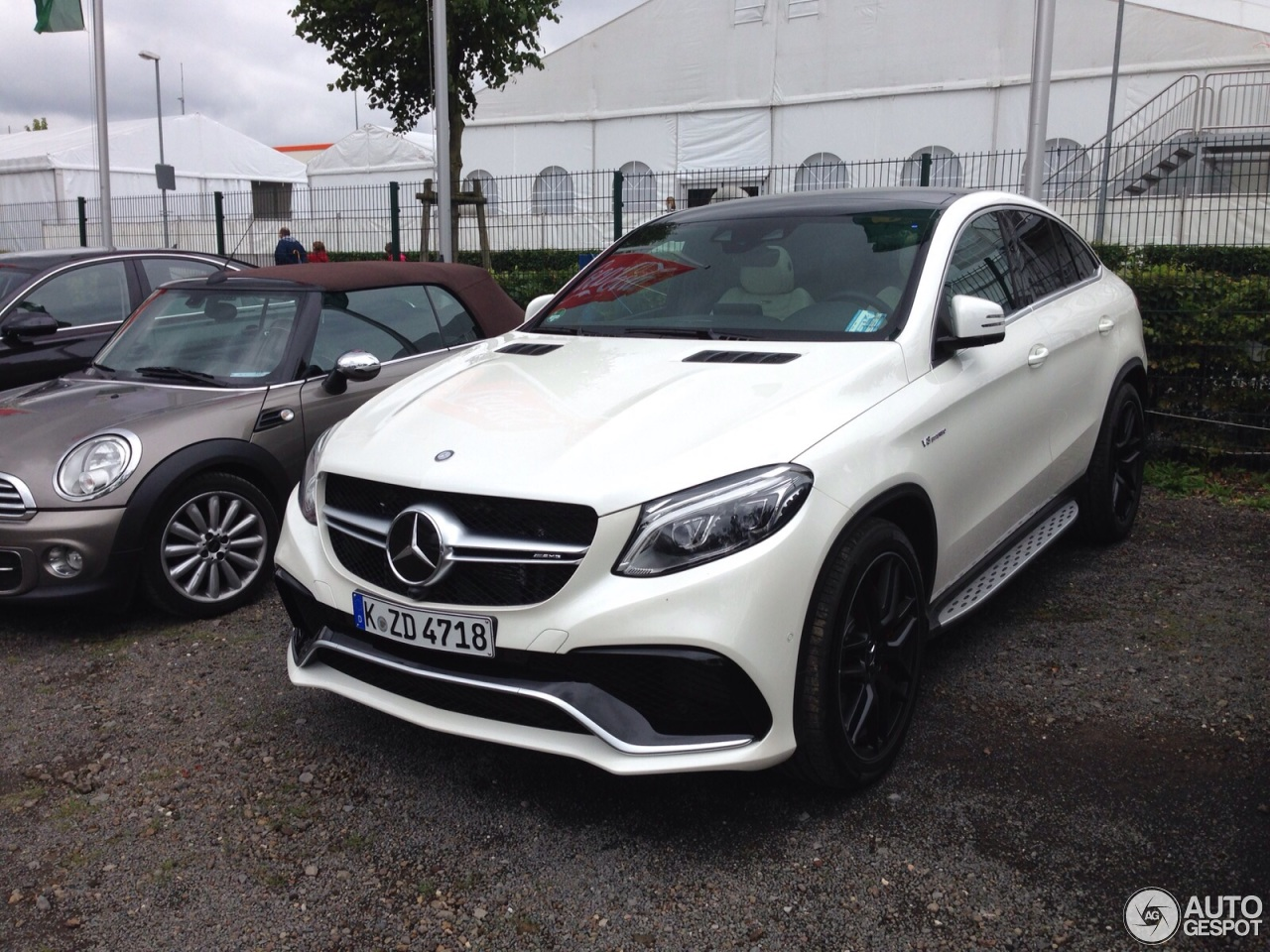mercedes amg gle 63 s coup 25 august 2015 autogespot. Black Bedroom Furniture Sets. Home Design Ideas