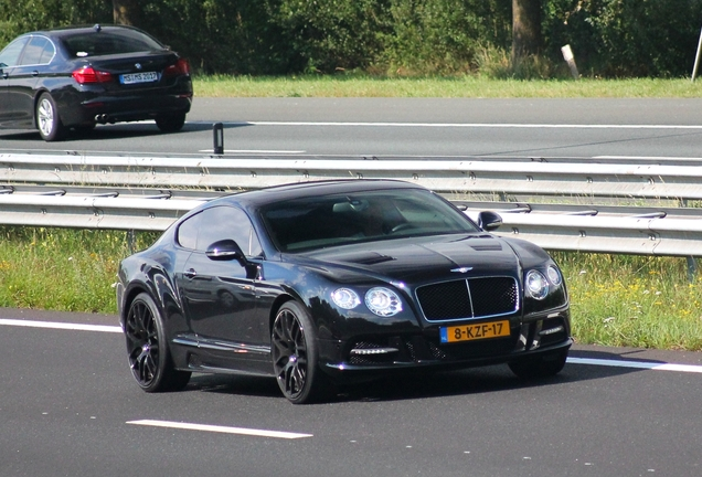Bentley Mansory Continental GT V8