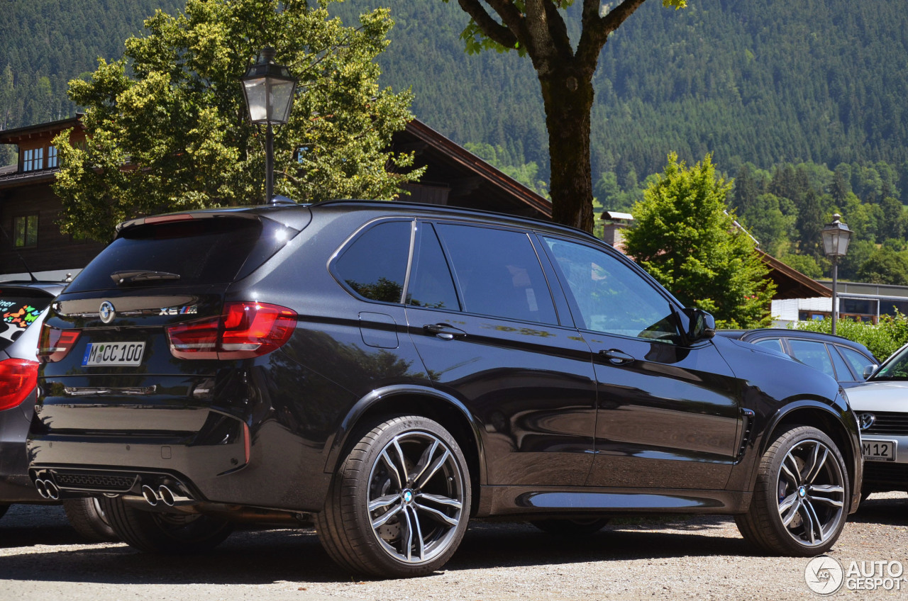 Bmw X5 M F85 26 August 2015 Autogespot