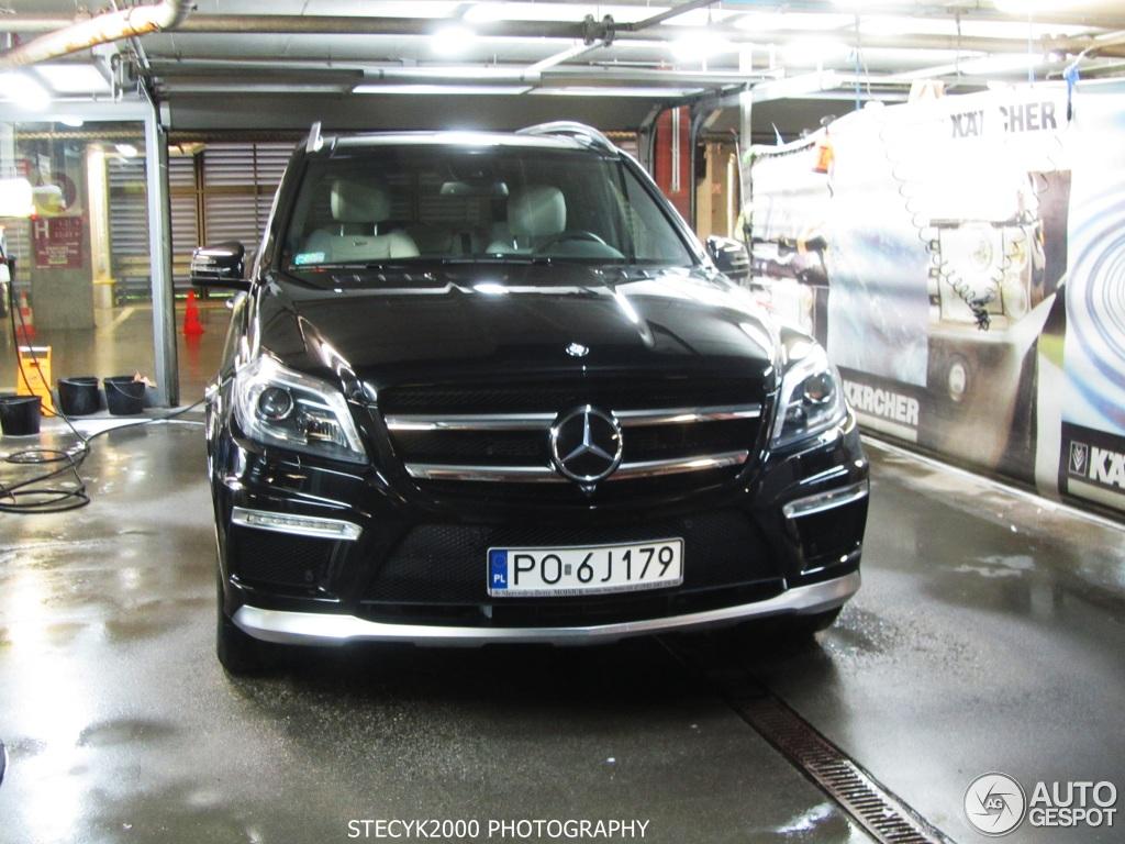 Mercedes benz gl 63 amg x166 26 augustus 2015 autogespot for Mercedes benz gl amg 2015