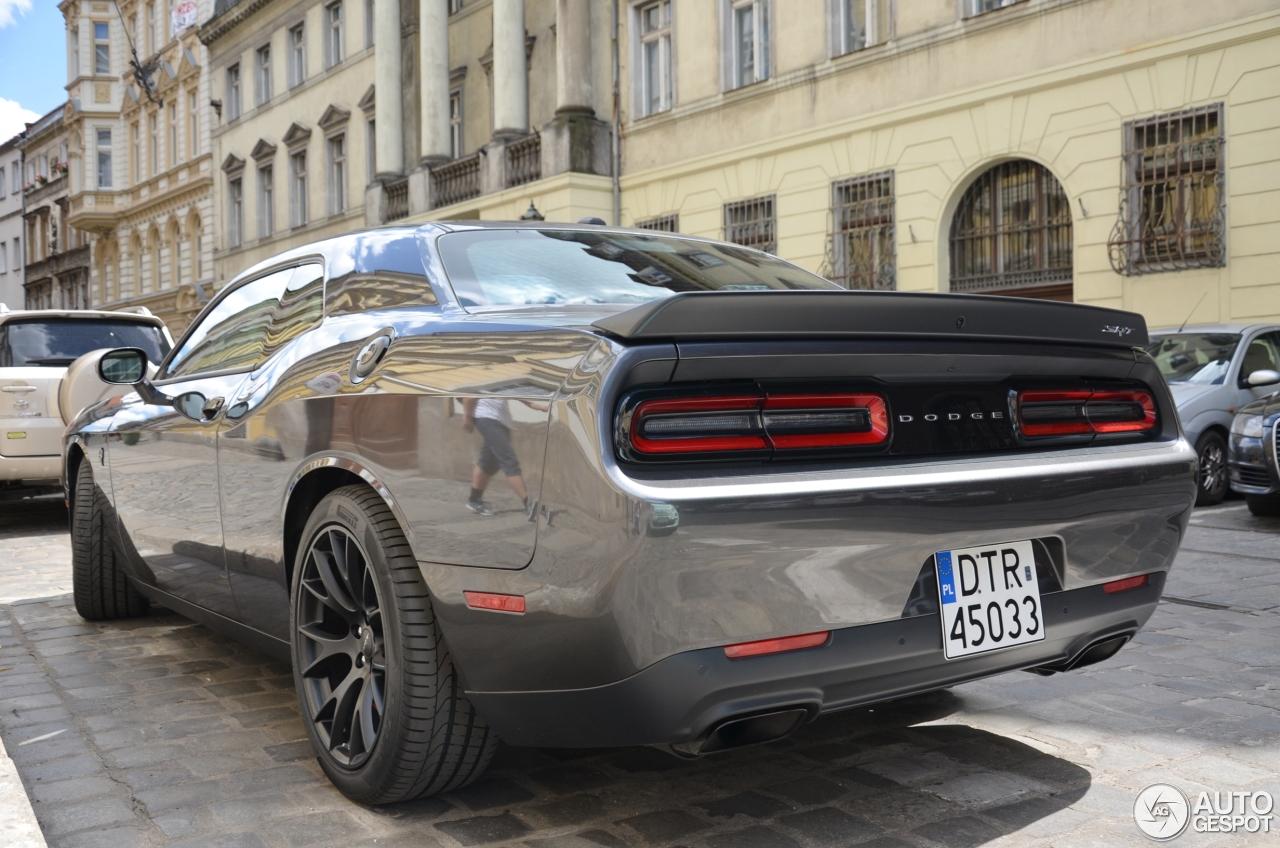 Dodge Challenger Hellcat For Sale >> Dodge Challenger SRT-8 Hellcat - 27 August 2015 - Autogespot