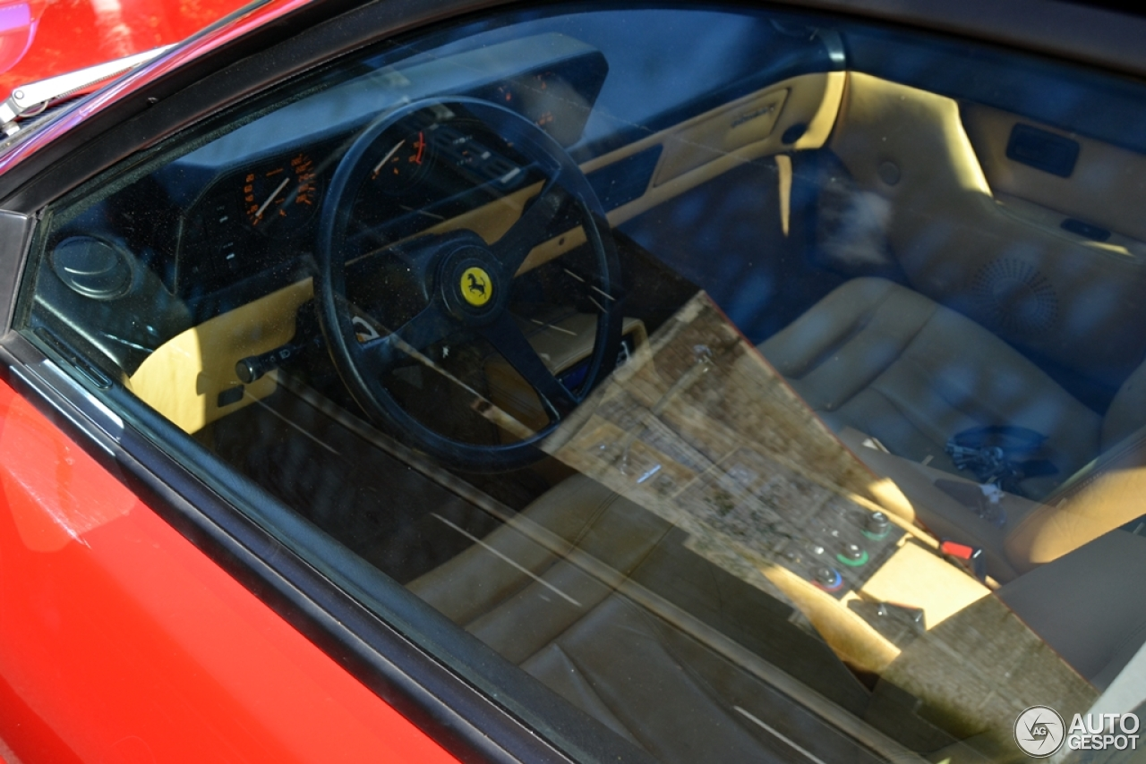 ferrari mondial 3 2 27 augustus 2015 autogespot. Black Bedroom Furniture Sets. Home Design Ideas