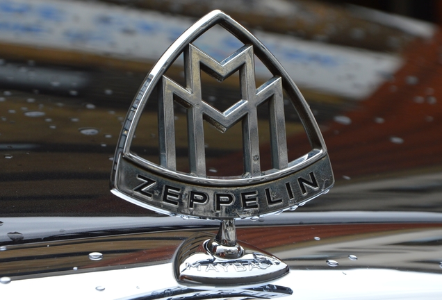 Maybach 62 S Zeppelin