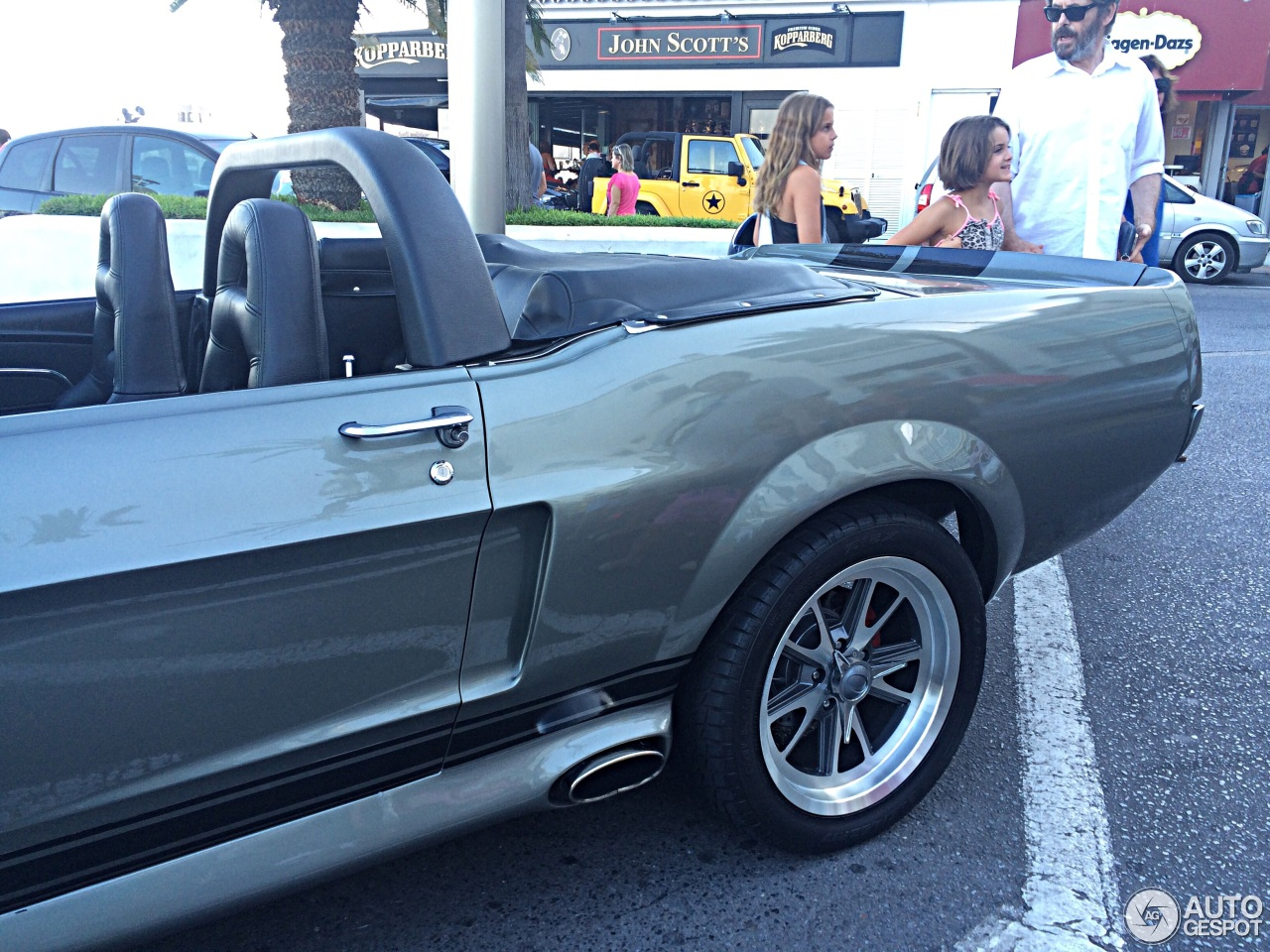 ford mustang shelby g t 500e eleanor cabriolet 28 ao t 2015 autogespot. Black Bedroom Furniture Sets. Home Design Ideas