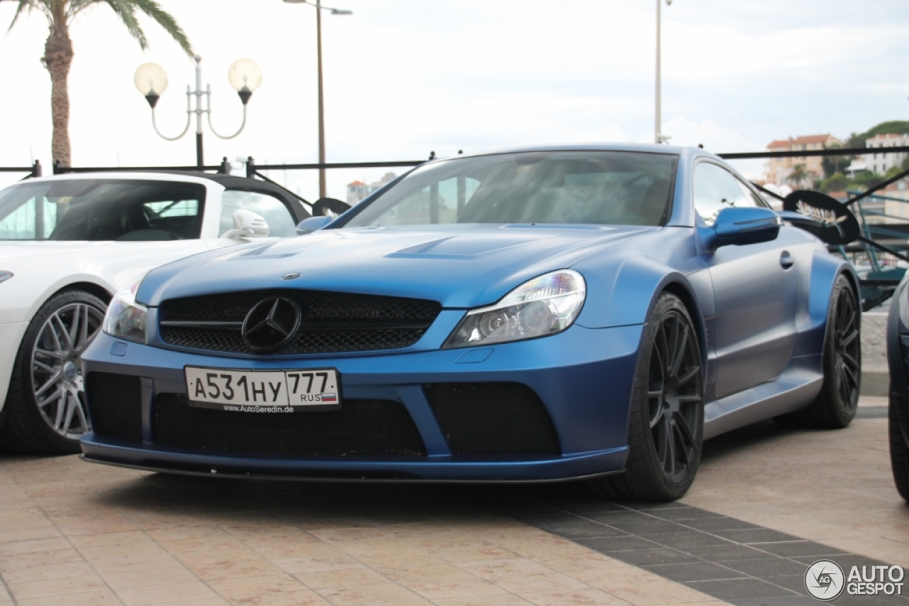 Mercedes benz sl 65 amg black series 28 august 2015 for Mercedes benz sl65 amg black series price
