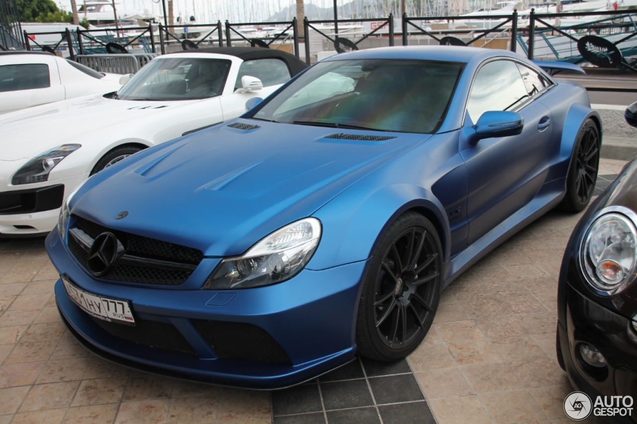 mercedes benz sl 65 amg black series 28 august 2015 autogespot. Black Bedroom Furniture Sets. Home Design Ideas