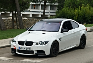 BMW G-Power M3 E92 Coupé