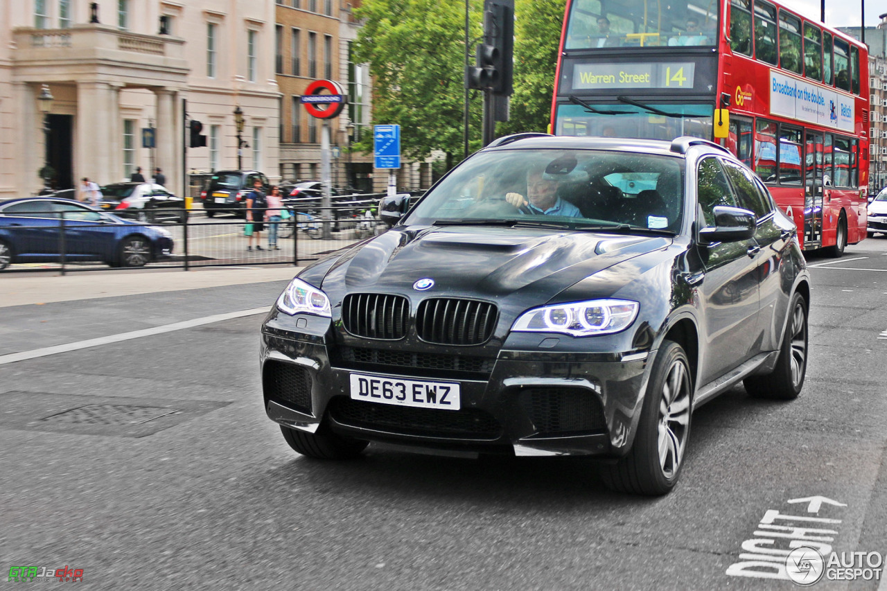 Bmw X6 M E71 2013 30 August 2015 Autogespot