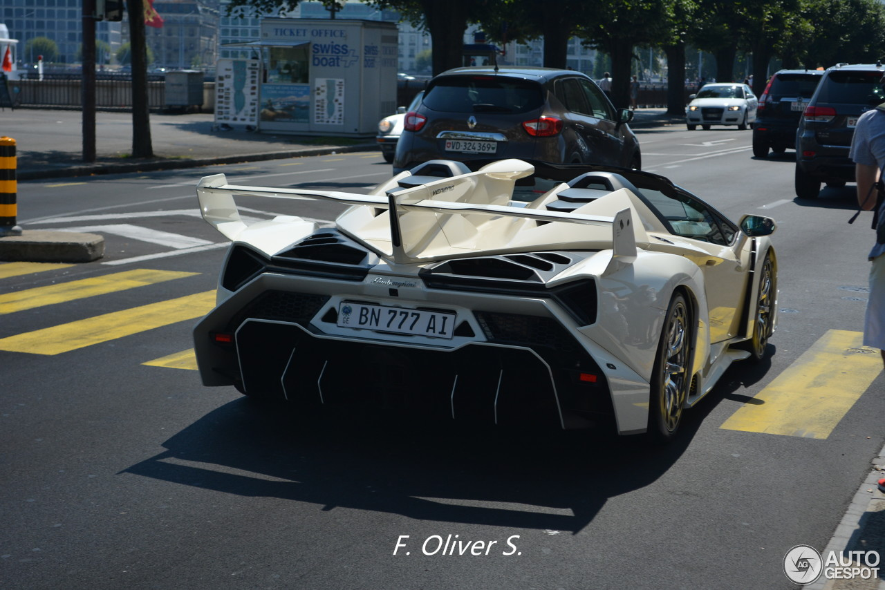 Lamborghini Veneno Roadster 30 August 2015 Autogespot
