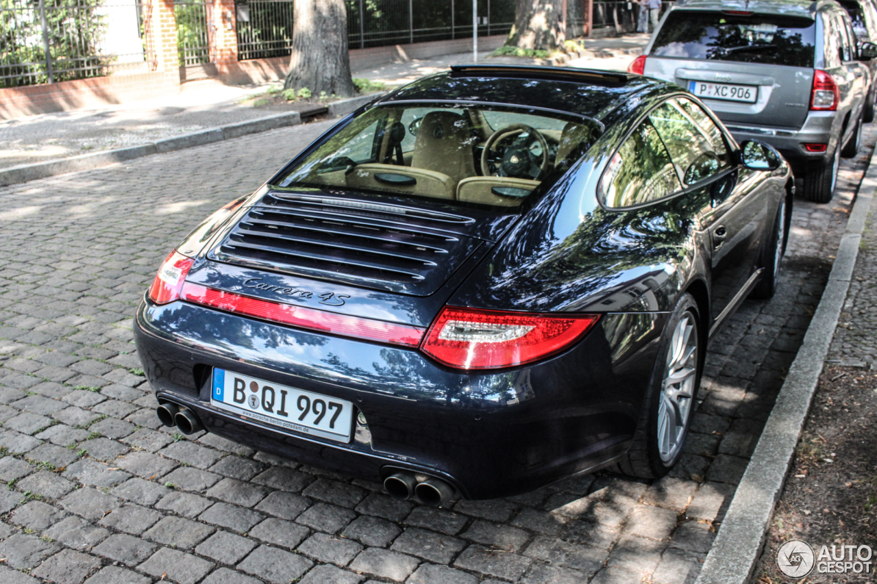 porsche 997 carrera 4s mkii 30 august 2015 autogespot. Black Bedroom Furniture Sets. Home Design Ideas