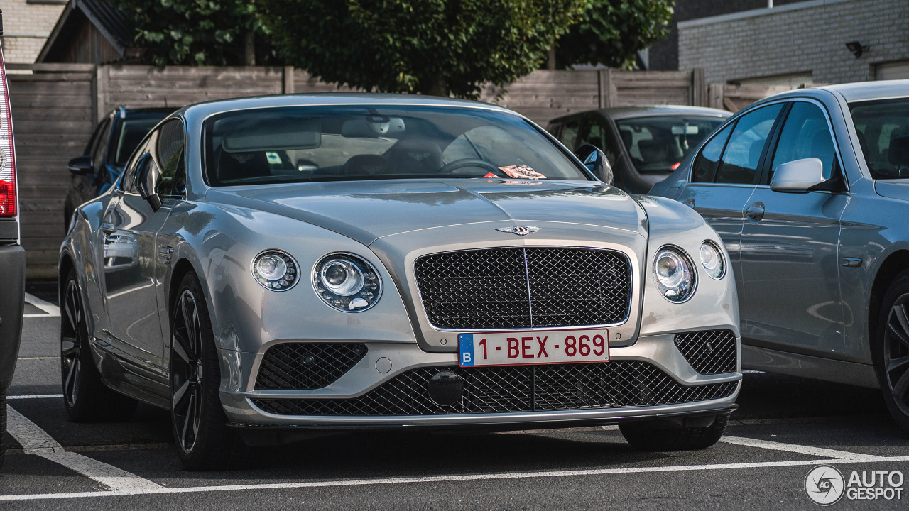 Bentley Continental GT V8 S 2016 - 1 September 2015 - Autogespot