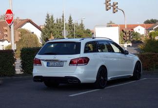 Mercedes-Benz E 63 AMG W212 2013 Estate