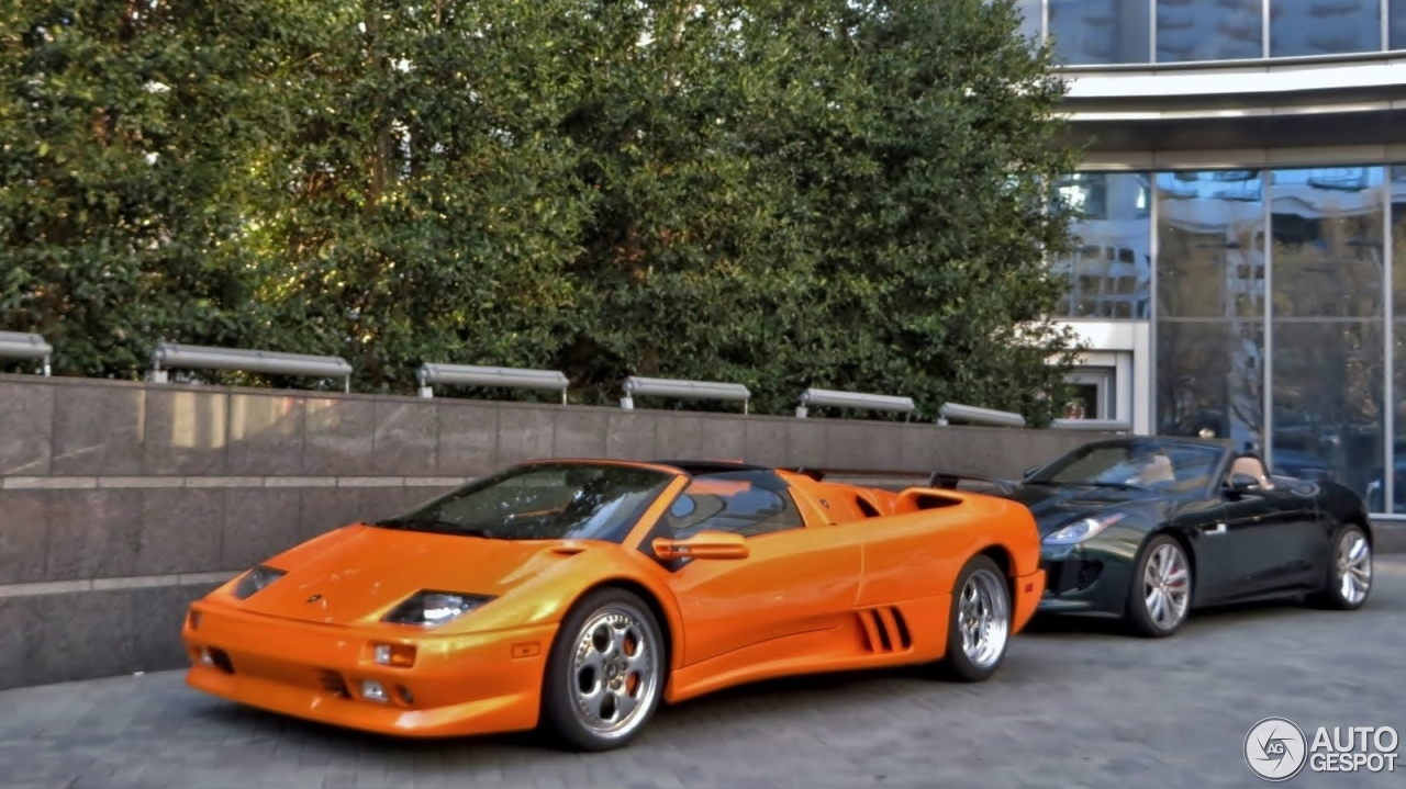 Lamborghini Diablo Vt Roadster 2 September 2015 Autogespot