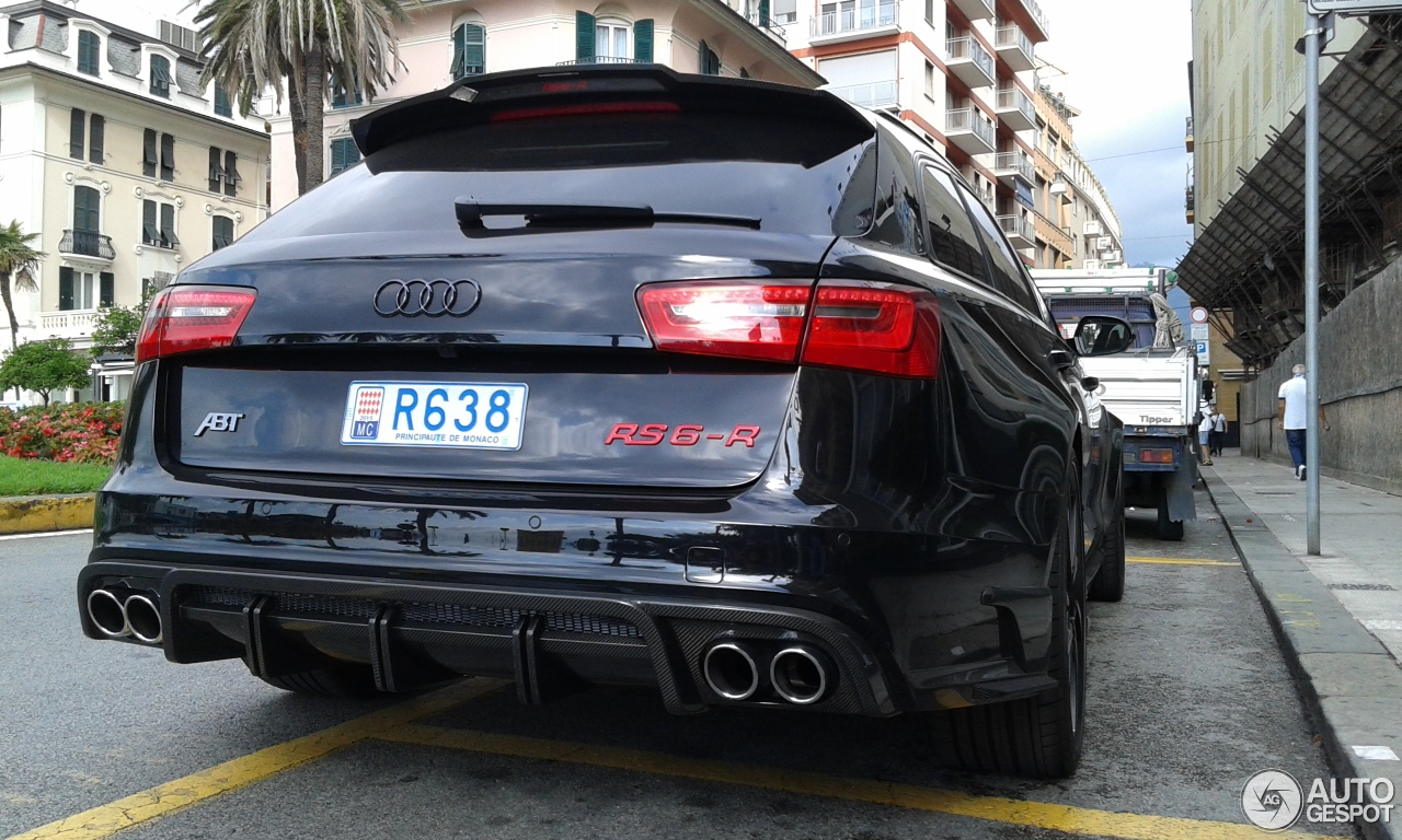 Audi Abt Rs6 R Avant C7 3 September 2015 Autogespot