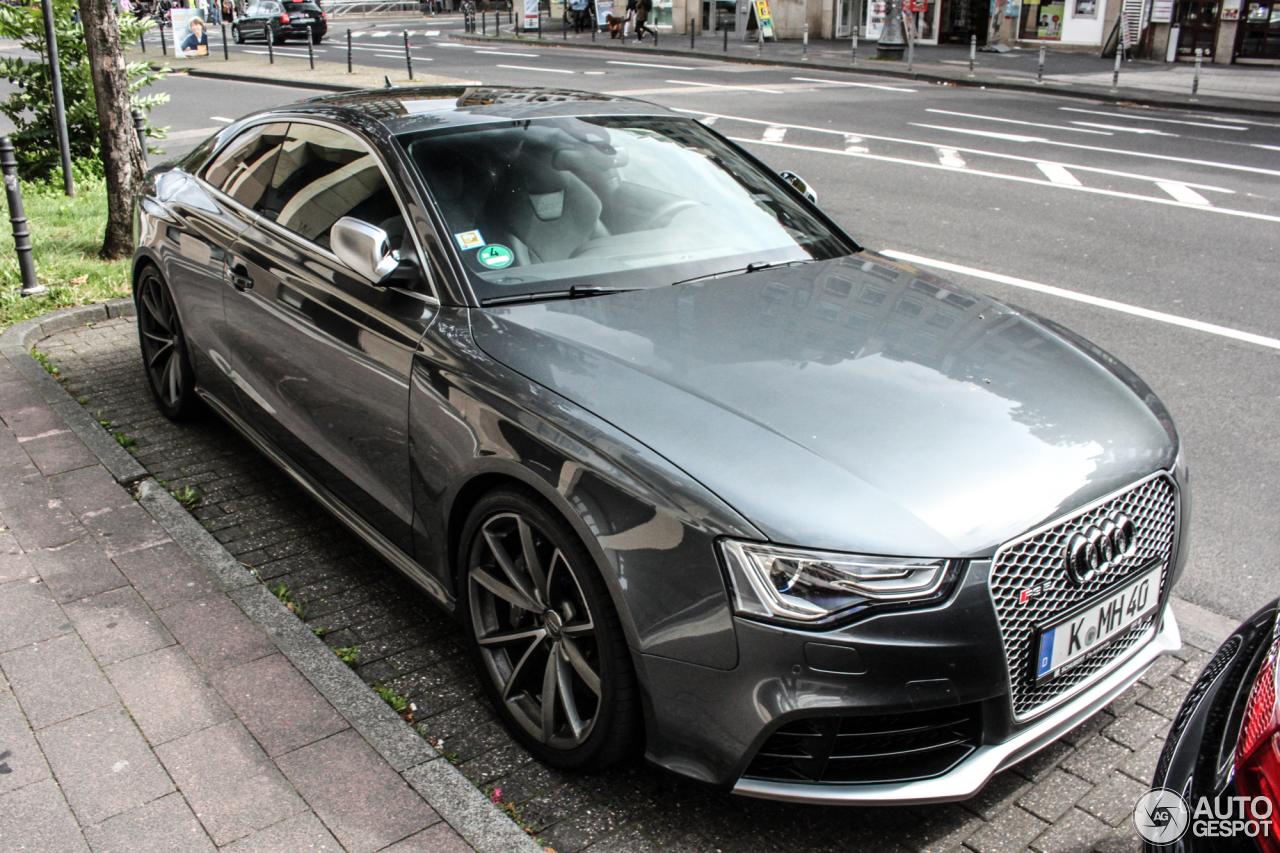 Audi Rs5 B8 2012 4 September 2015 Autogespot
