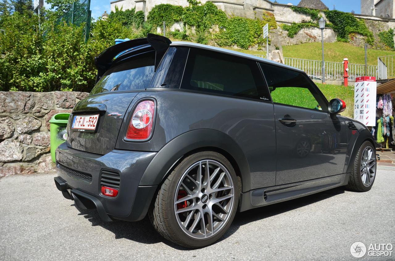 mini r56 john cooper works gp 4 september 2015 autogespot. Black Bedroom Furniture Sets. Home Design Ideas