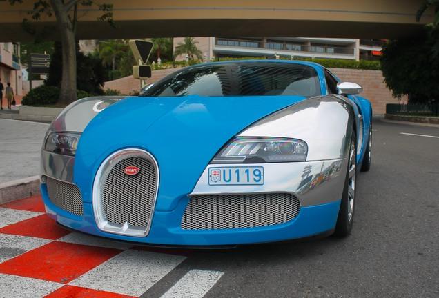 Bugatti Veyron 16.4 Centenaire