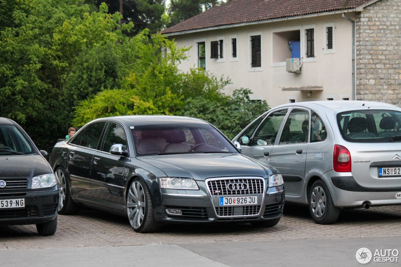 Audi Mtm S8 D3 5 September 2015 Autogespot