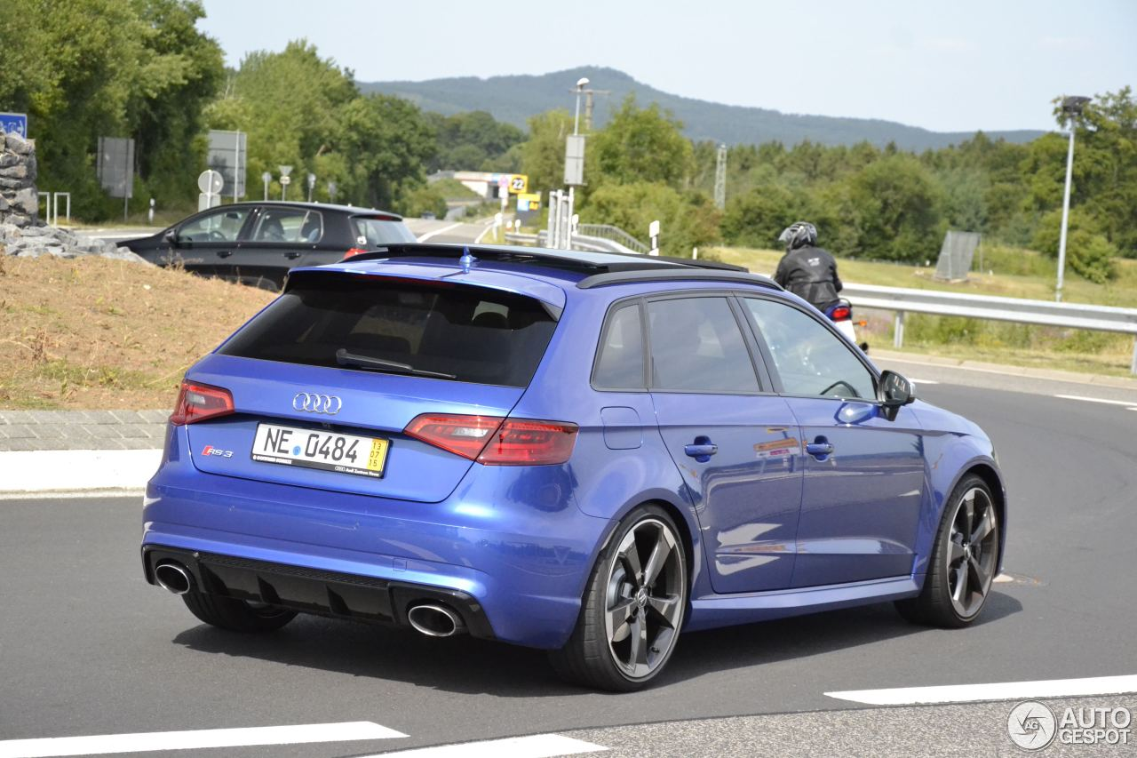 Audi rs3 sportback 2017 weight 16