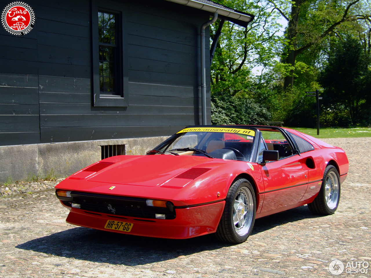 ferrari 308 gtsi 6 september 2015 autogespot. Black Bedroom Furniture Sets. Home Design Ideas