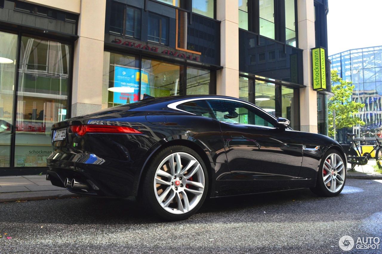 Jaguar F-TYPE R Coupé - 6 September 2015 - Autogespot