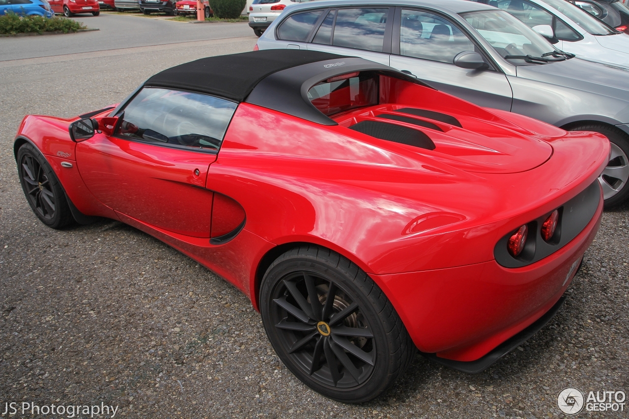 lotus elise s3 cr 7 septembre 2015 autogespot. Black Bedroom Furniture Sets. Home Design Ideas
