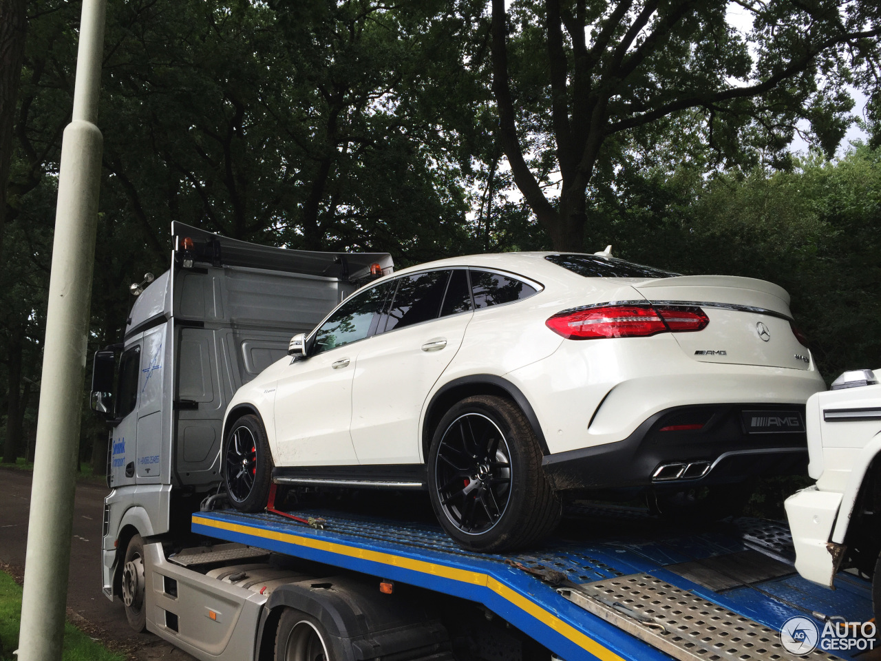 mercedes amg gle 63 s coup 7 september 2015 autogespot. Black Bedroom Furniture Sets. Home Design Ideas