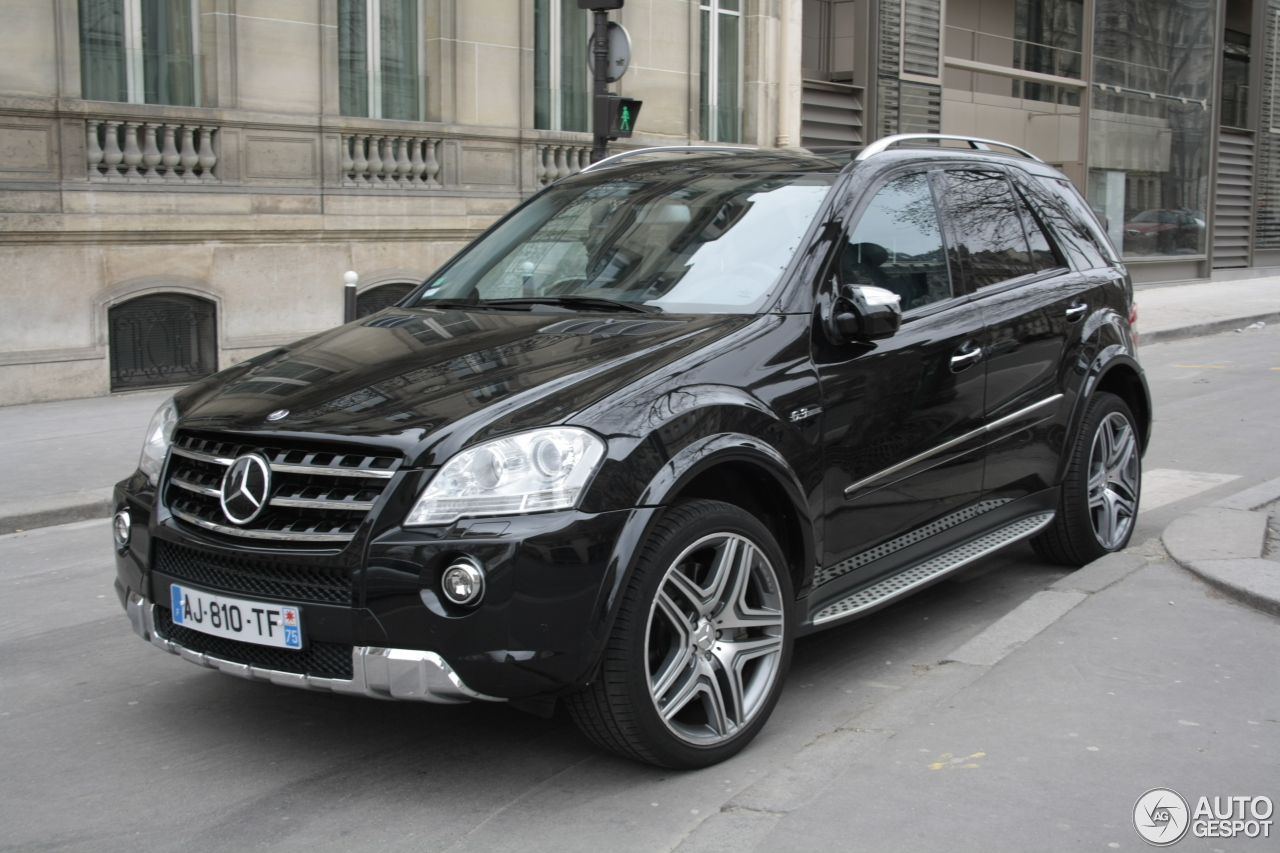 mercedes benz ml 63 amg w164 2009 7 september 2015. Black Bedroom Furniture Sets. Home Design Ideas