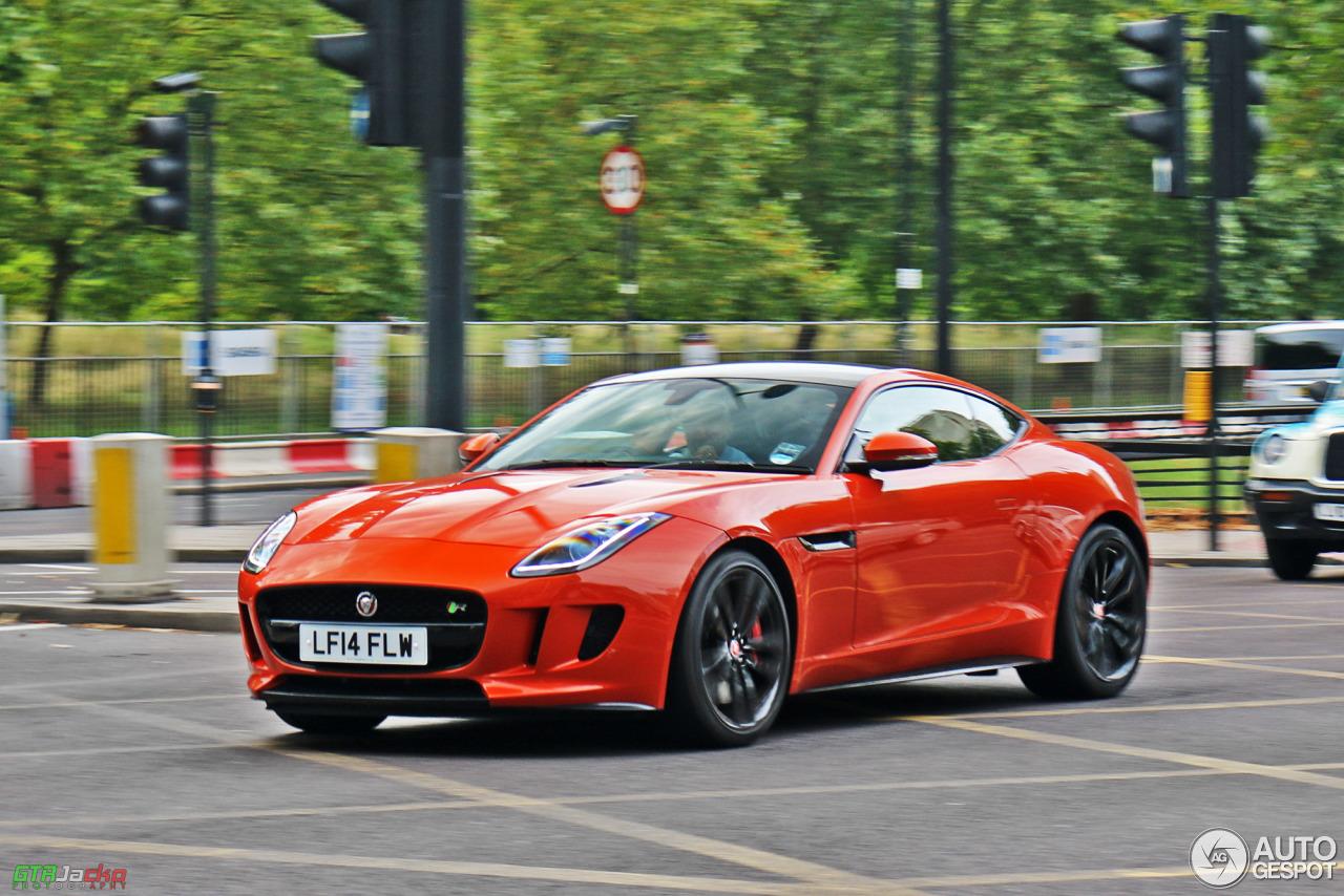 Jaguar F-TYPE R Coupé - 8 September 2015 - Autogespot