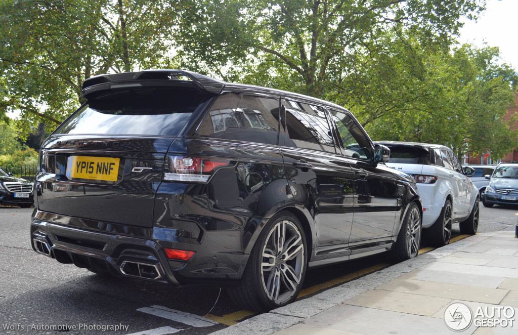 land rover range rover overfinch gt svr 8 september 2015 autogespot. Black Bedroom Furniture Sets. Home Design Ideas