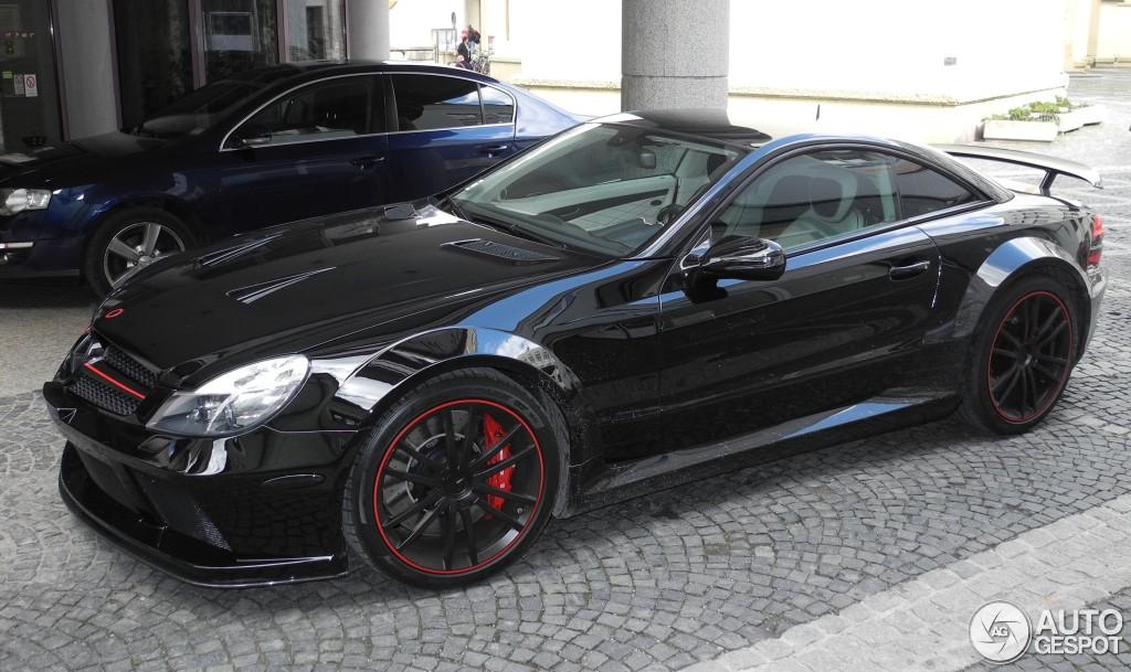 Mercedes benz sl 65 amg black series 8 september 2015 for Mercedes benz ac