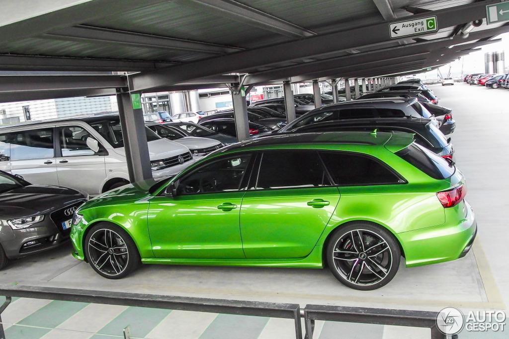 Audi Rs6 Avant C7 2015 9 September 2015 Autogespot